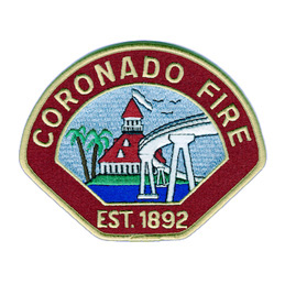 Coronado FD patch