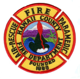 Hawaii FD patch