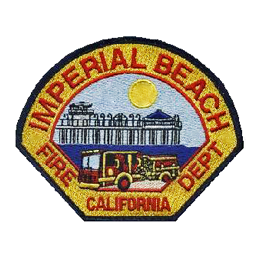 Imperial Beach FD patch