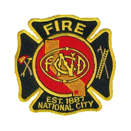 National City FD Patch