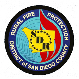 SD Rural Fire patch