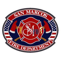 San Marcos FD patch